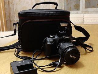 Canon EOS 1300D vind urgent!