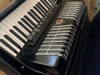 Instrument german Royal Standard Montafana imitarea camerei de rezonant, analog Weltmeister Consona