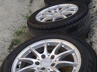 Mercedes R16 225/55 5x112