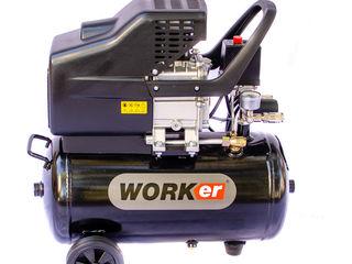 Compresoare cu/fara ulei si accesorii pneumatice mai ieftin direct de la importator