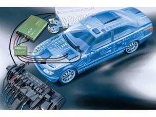 Компьютерная диагностика электроники автомобиля .