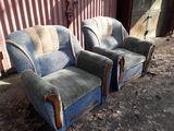 Два раскладных кресла 1400 за Два кресла
