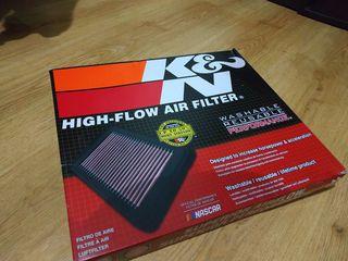 Воздушный фильтр K&N bmw