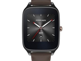 Asus ZenWatch 2 WI501Q Brown Leather