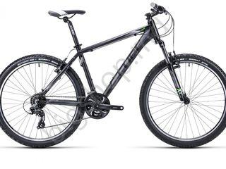 Vind Bicicleta Cube Aim 26 (grey-black-white) foarte ieftin! Livrare in toata tara!