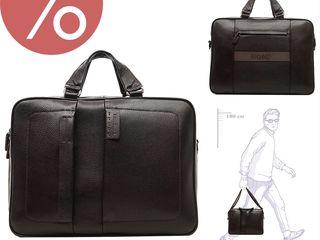 """Reduceri -25%la toate modele din piele naturala.Скидки на кожаные сумки """"Tony Bellucci"""" 'Bond"""