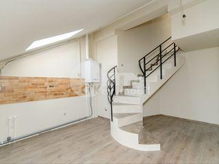 Apartament în 2 nivele, 50 mp, reparație euro, Buiucani 31500 €