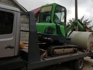 Servicii montare fosa septica canalizare casa pe pamant