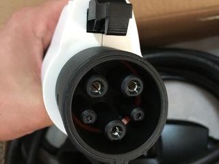 Зарядка для электромобиля type1... type 2  .220v-16a