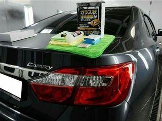 Новое поколение жидкого стекла для авто Silane Guard теперь и в Молдове!
