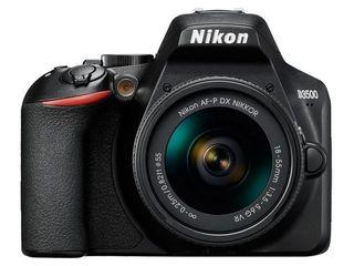 Зеркальный фотоаппарат Nikon D3500 Kit 18-55 AF-P VR