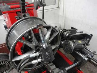 Шиномонтаж + Ремонт дисков! Покраска дисков, сварка и рихтовка дисков.Aргонная сварка в Кишинев
