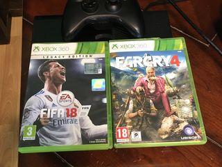 Xbox 360 se vinde urgent