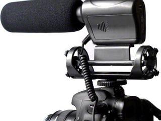 Стерео микрофон для фото-видео съемки.