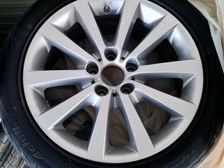 BMW 5 F10 R18 jante cu pneuri