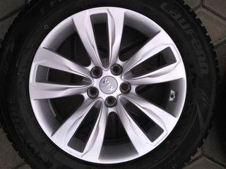 5x114,3. Зимние легкосплавные колеса Kia Sorento 235 60 R18. Mitsubishi,Hyundai, Mazda, Honda..