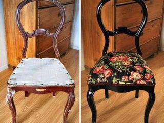 Перетяжка любой сложности! Реставрация и ремонт мебели.