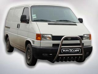 Kенгурятник / bara de protectie fata inox Volkswagen  Transporter T4 1992 - 2003
