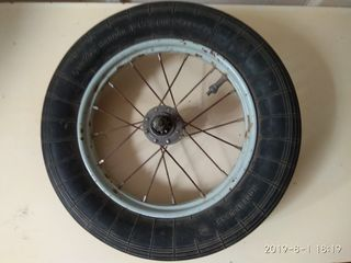 Переднее колесо для детского велосипеда