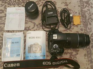 Canon 450D + BONUS