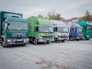 Arenda containerilor pentru deseuri.Camioane cu lift hidraulic - 3 tone, 5 tone,10 tone.Hamali