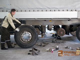 Запчасти для грузовиков и автобусов в большом ассортименте