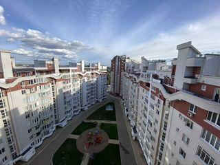 Промо N1 Hypermarket. Penthouse + Terrassa 155 Mp (100 mp + 55mp ) Centru, L.Tolstoi