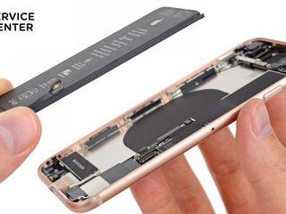 Iphone 8/8+ Bateria nu se încarcă? О vom înlocui fără probleme!