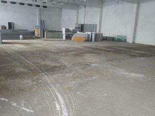 Teren liber 52 ari cu spatiu industrial si depozit 625 m2