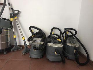 Chirie - aspirator cu spalare profesional 275 lei / 24 ore