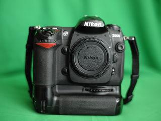 Nicon D 200 i Fuji 5S pro