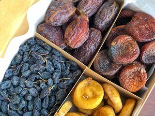 Livrare - fructe uscate si nuci