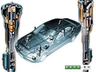 Ремонт пневмоподвески Mercedes-Benz