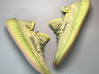 Adidas Yeezy Boost 350 Light Green Unisex