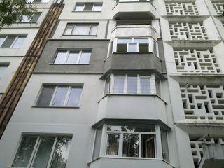 Утепление фасада , откосов ,герметизация швов ,монтаж металлокострукций