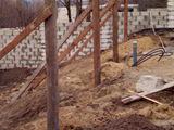 занимаемся дерево терраса есть бригадир заливаем бетон столба сделаем Террас идеальное качество