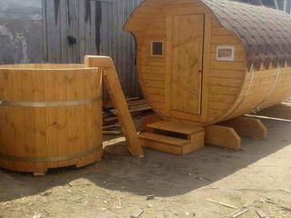 Saună butoi sauna barel foișoare