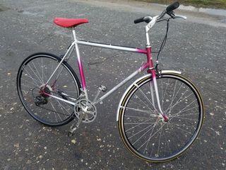 Urgent se vinde bicicleta de sosea.....