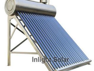 Солнечные водонагреватели , incalzitor solar pentru apa, energia alternativa de soare.