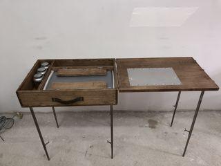 Кеис кухня Outwell - столик 2 в 1 , для охоты , рыбалки и пикника