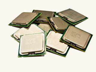 Cumpar procesoare - куплю процессоры