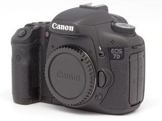 Canon 7d Body nou.