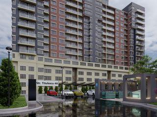 Ultimile apartamente de la constructor cu 2 camere 65m2 ,72m2 ,80m2 ,Botanica ,Valea Trandafirilor!