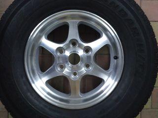 6x139,7. Оригинальные легкосплавные колеса Mitsubishi 265/70/R16. Mitsubishi, Nissan, Toyota...