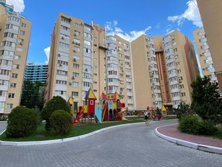 Vânzare apartament cu 2 camere, bloc nou, reparație, str. Bogdan Voievod, sec. Râșcani, New City .