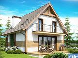 Casa in 2 nivele 150 mp din cotelet la doar 40500 euro