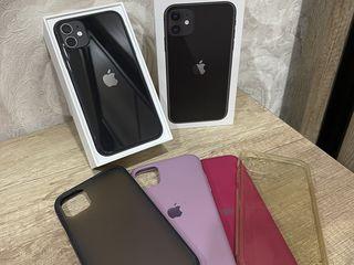 Iphone 11 64 GB Black Ideal