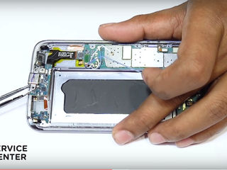 Samsung Galaxy S 8 + G955  Не заряжается телефон, восстановим разъем!