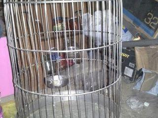 Клетка для большого попугая