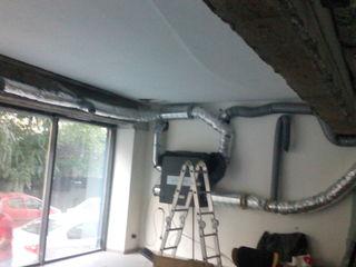 Sisteme de ventilatie climatizare si aer conditionat. системы вентиляции и кондиционирования